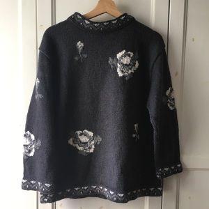 Vintage Parisian Sweater